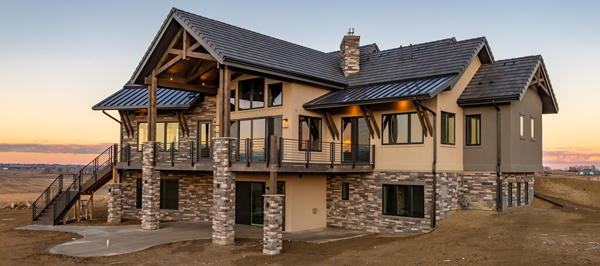 Maximizing your outdoor space with a NoCO custom built deck and patio.