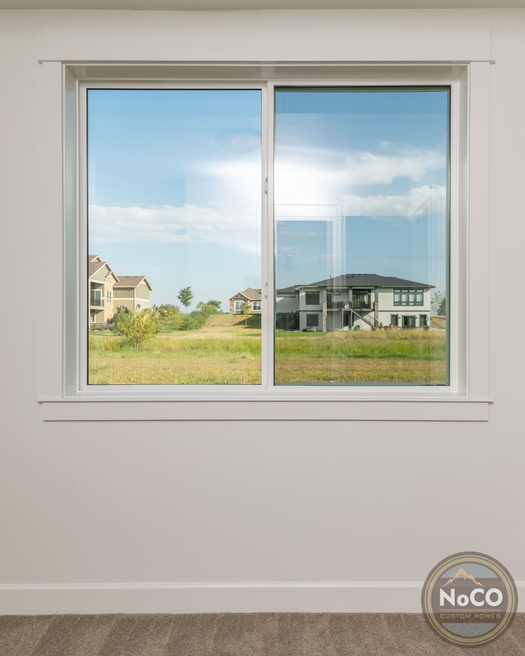 colorado custom home windows
