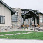 custom home landscaping