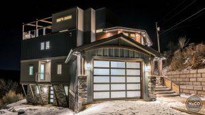 custom home smart garage