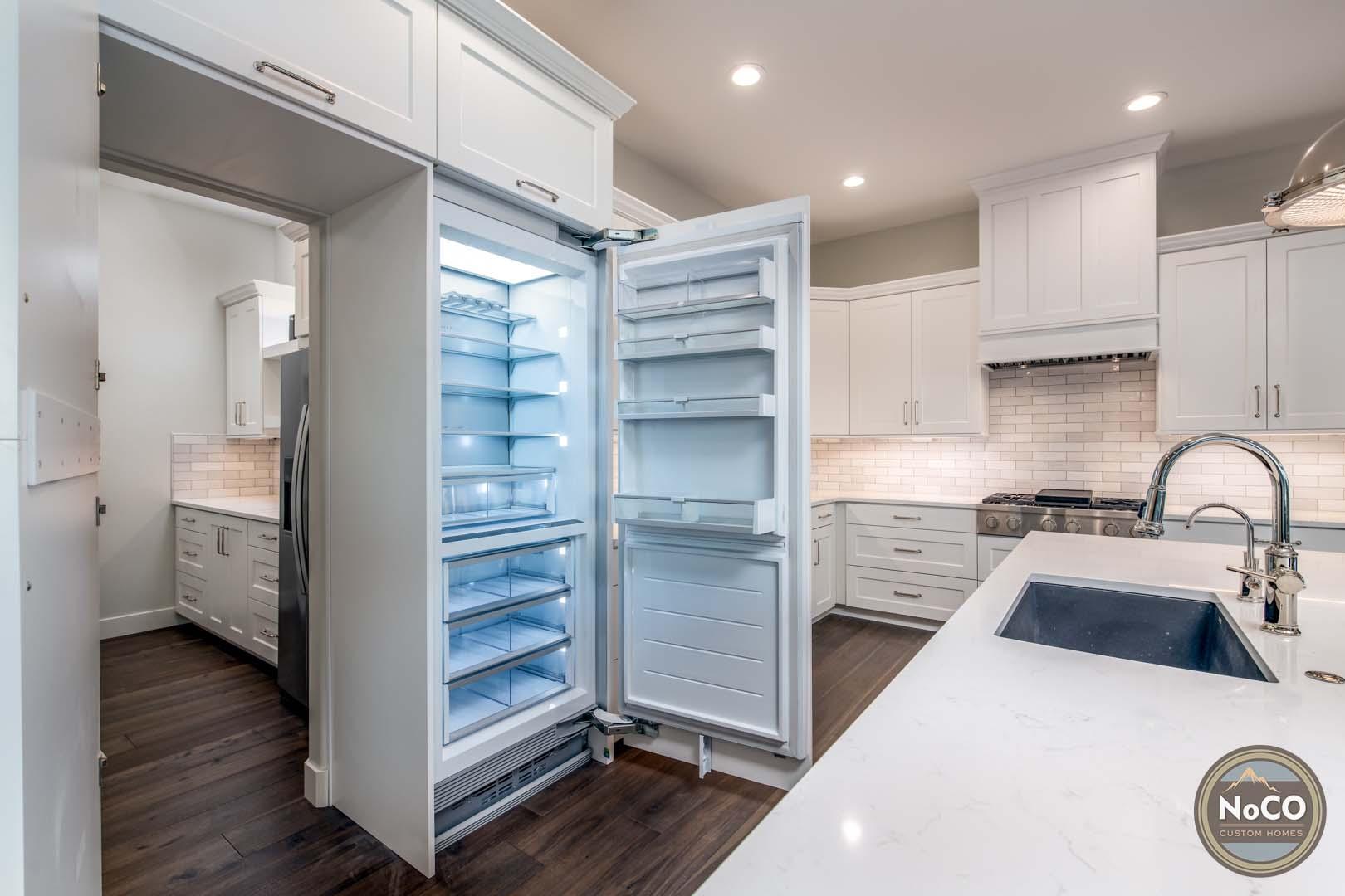 colorado custom kitchen